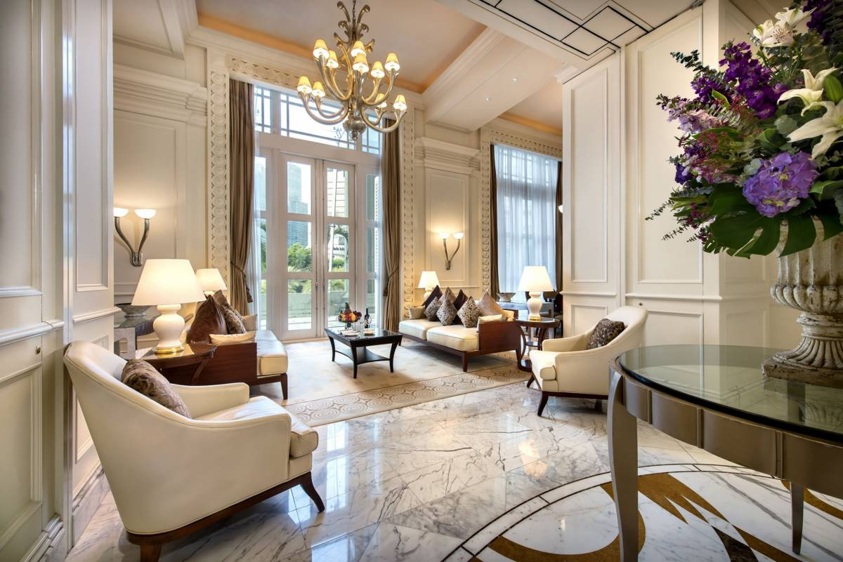 """Stay at The Fullerton Hotel Singapore with the """"Fullerton 90th Anniversary Package"""""""