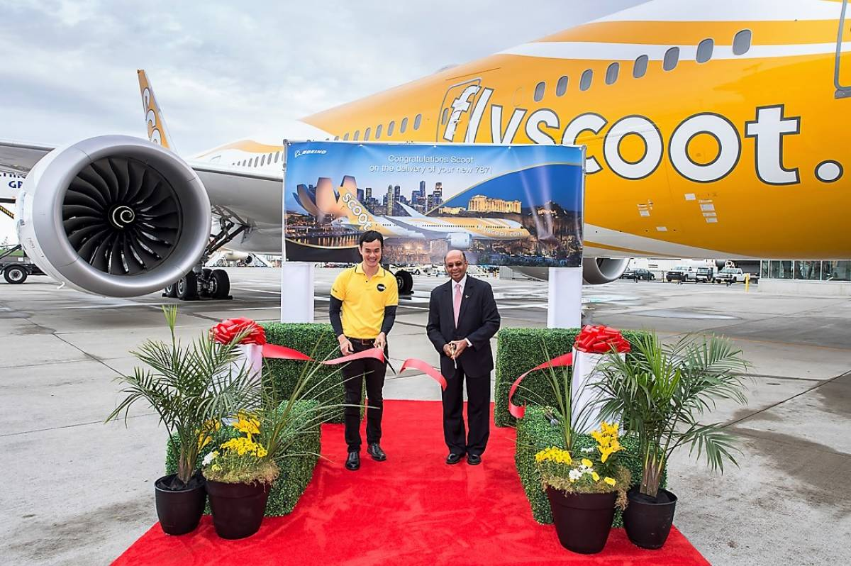 SCOOT TO TAKE OVER SILKAIR'S LANGKAWI, PEKANBARU AND KALIBO SERVICES