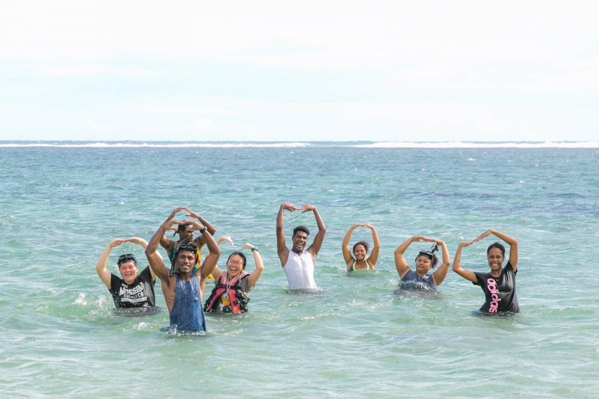 Coral Planting Program Boosts Reef Marine Life at Outrigger Fiji Beach Resort