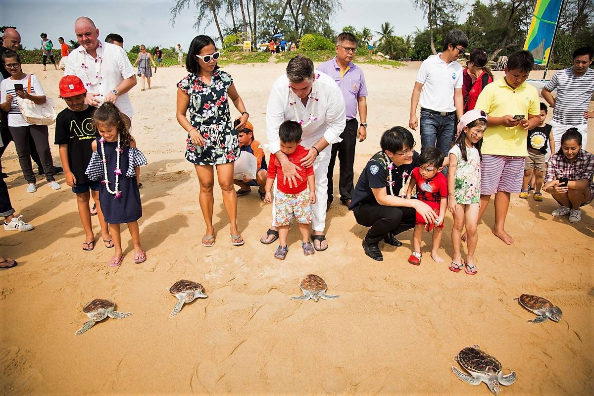 Anantara Resorts in Thailand Gives Nature a Helping Hand